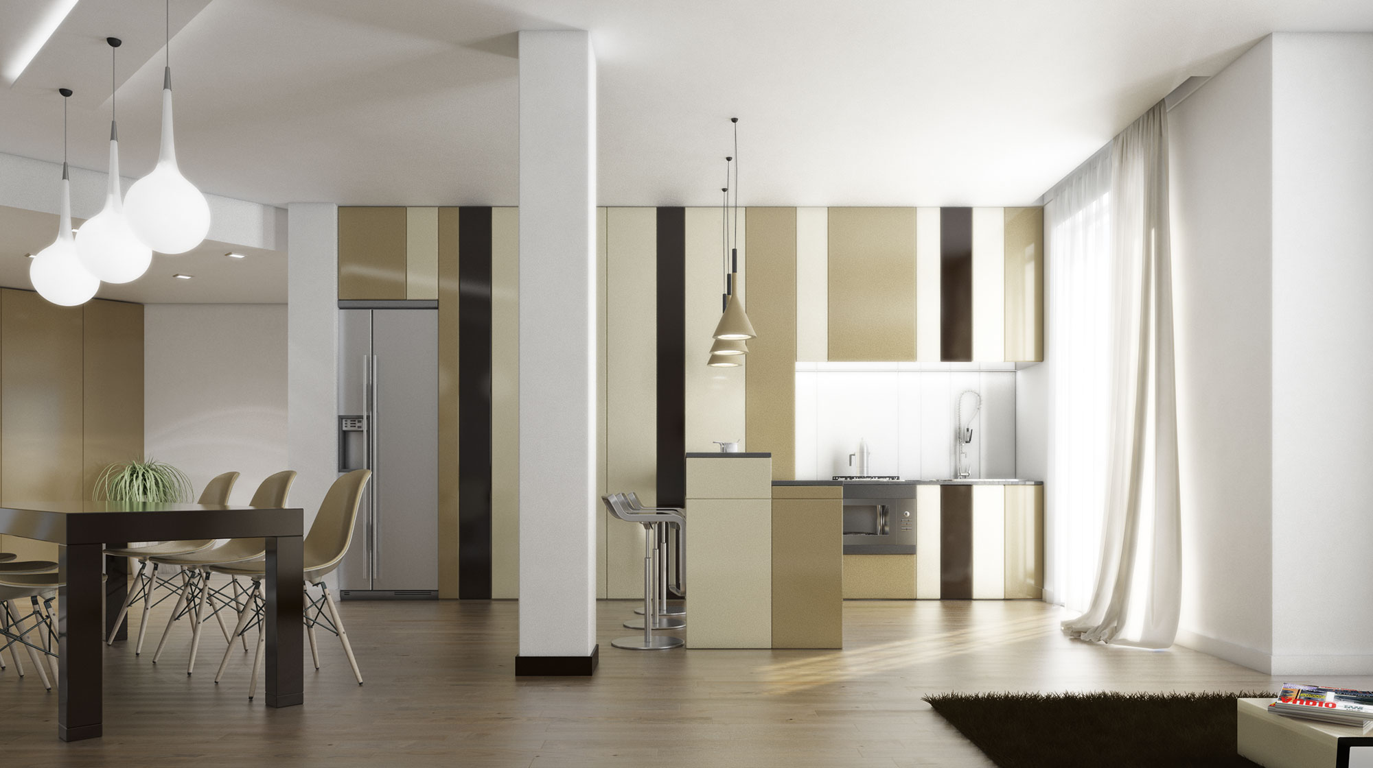 Gli appartamenti di curno ristrutturati a regola d 39 arte for Appartamenti ristrutturati